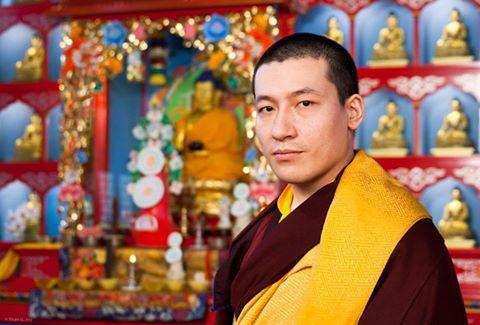 佛教 / 願力和奉獻心