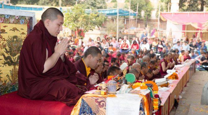 2017年噶舉祈願法會舉行日期