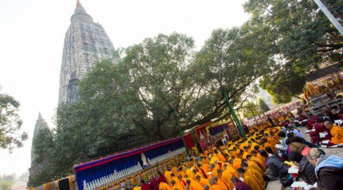 大寶法王 帶領 2016年度噶舉滿願祈福大法會
