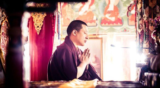 噶瑪巴在他這一世的三十六歲生辰的開示