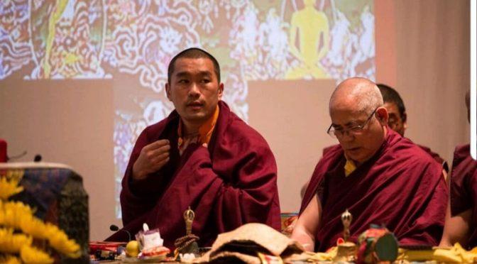 洽美仁波切的開示 :  如果我無法清楚地觀想藏文種子字,應該怎麼辦?