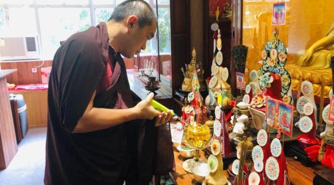 洽美仁波切 在 藏曆新年法會 的開示