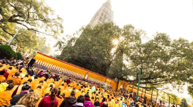 噶瑪巴私人辦公室於2020年噶舉祈願法會之前分享以下信息