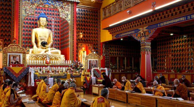 噶瑪巴 分享 2020年噶舉祈願法會 的消息