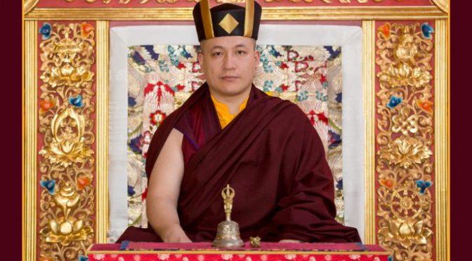 Karmapa 's teaching (August 31 at 3:53 PM )